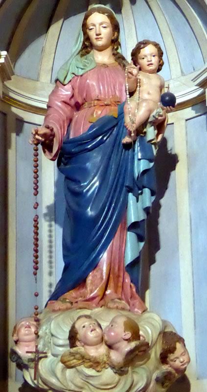 Advocacion Virgen del Rosario (Bermeo)