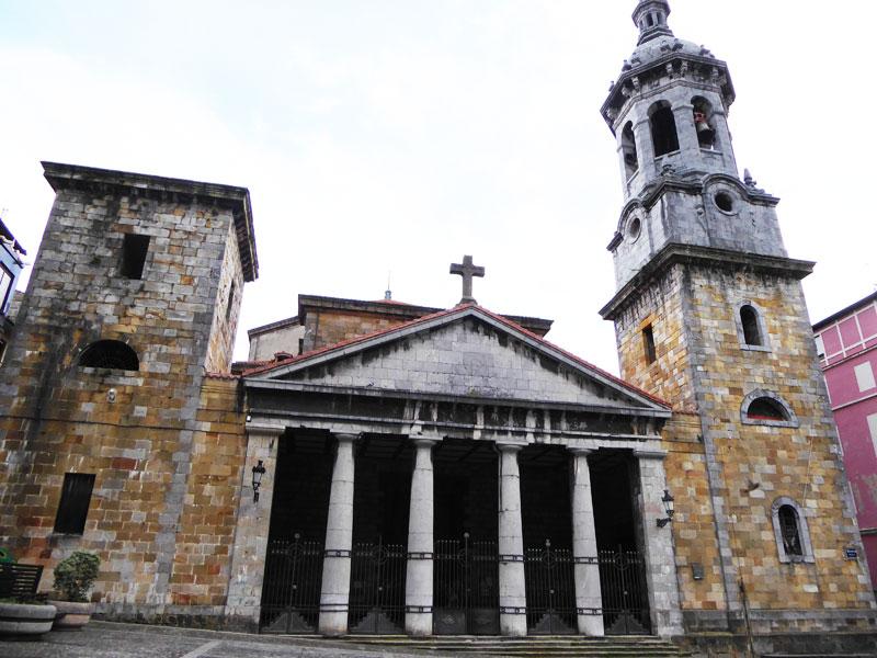 La Asunción de Nuestra Señora (Santa María) (Bermeo)