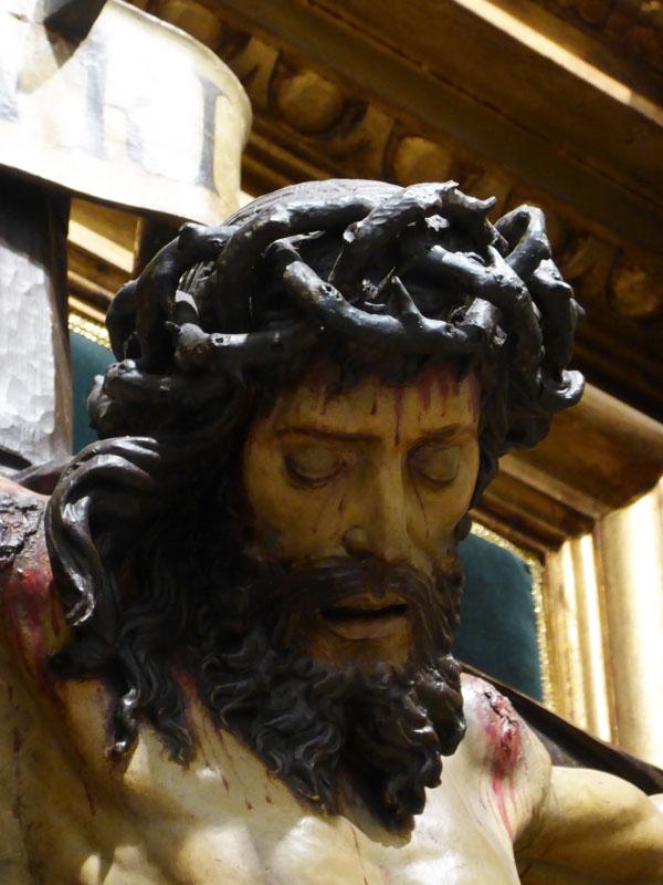 Advocacion Retablo del Cristo de la Villa (Bilbao)