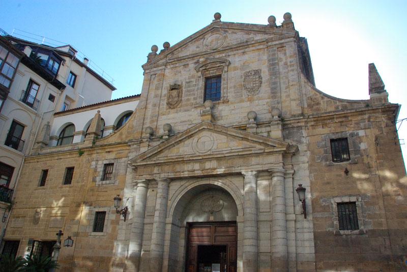 Iglesia de los Santos Juanes (Bilbao)