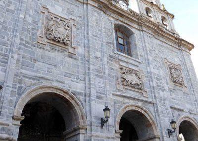 Conjunto del Convento de Jesuitas (Orduña)