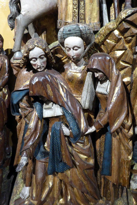 Advocacion retablo Lekeitio