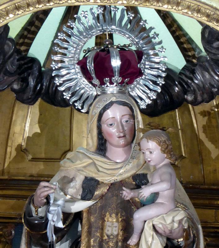 Advocacion Convento de los Padres Carmelitas Descalzos (Markina – Xemein)