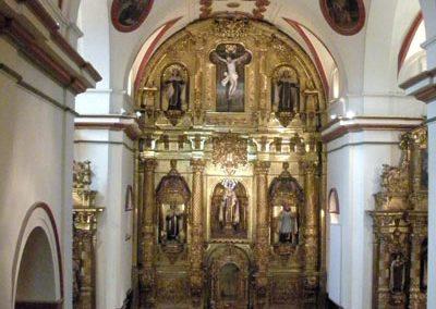 Convento de los padres Carmelitas Descalzos (Markina – Xemein)