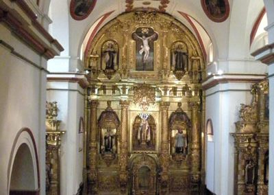 El Carmen – Convento de los Padres Carmelitas Descalzos (Markina – Xemein)