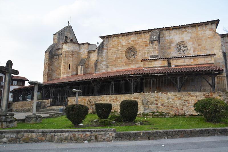 Iglesia de Andra Mari (Galdakao)