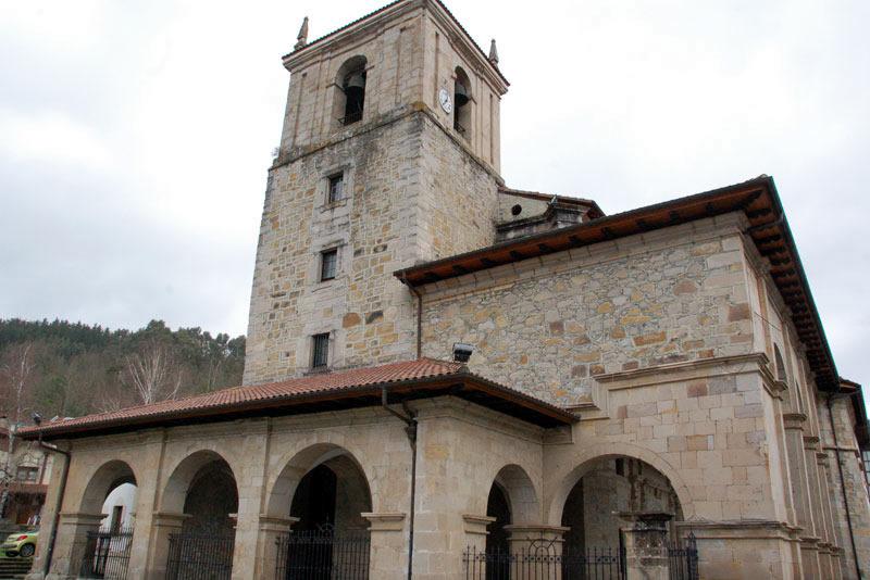 San Juan Evangelista (Berriz)