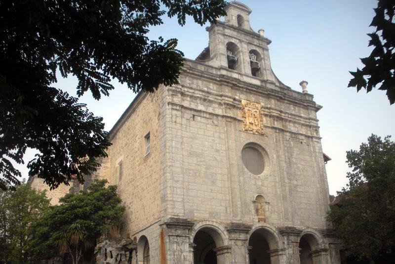 Santuario de Santa María de la Antigua Orduña