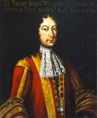 Pedro Bernardo Villarreal de Bérriz