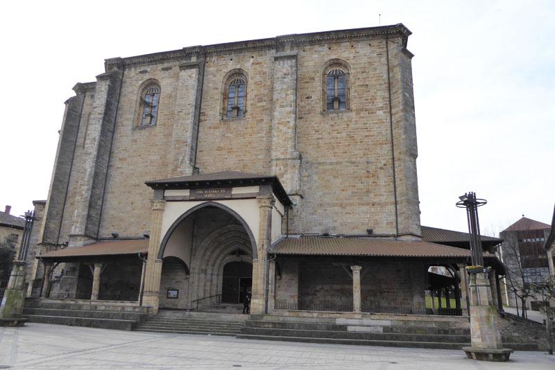 Parroquia de la Purísima Concepción de Elorrio