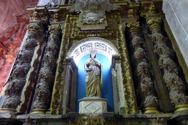 A. Virgen María.