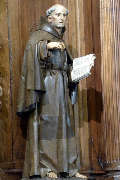 San Pedro de Alcántara.