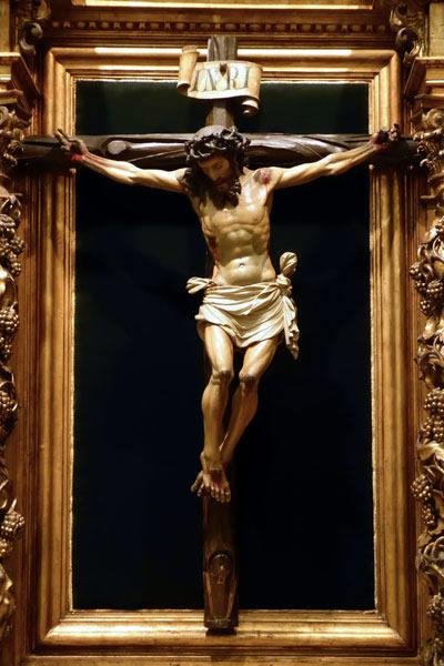 Cristo de la villa.