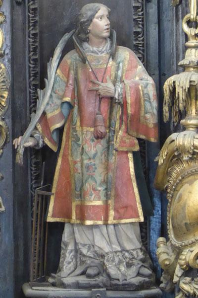 San Lorenzo.