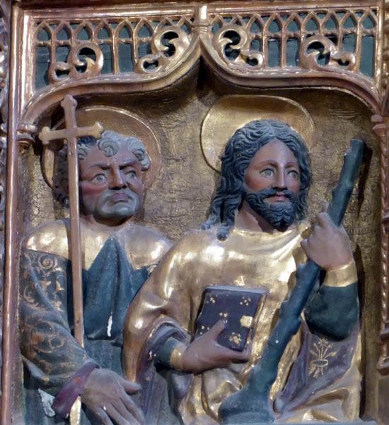 a1. San Felipe y Santiago el Menor.