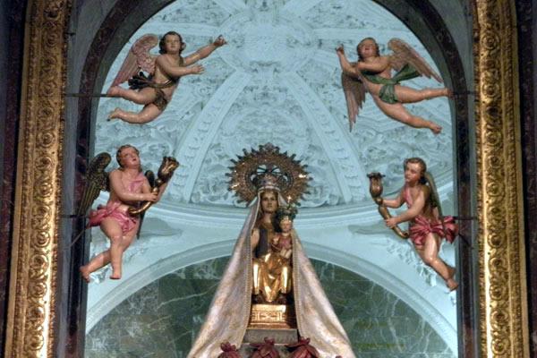 A.- Nuestra Señora de la Antigua