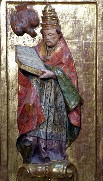 b7. San Gregorio Magno.