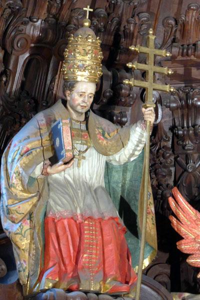 c2. San Gregorio Magno.