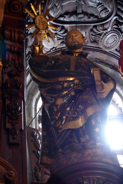 d2. San Ignacio de Loyola.