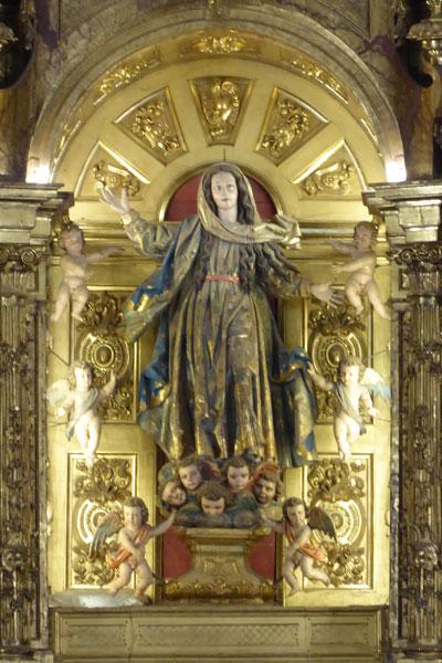 A. Asunción de la Virgen