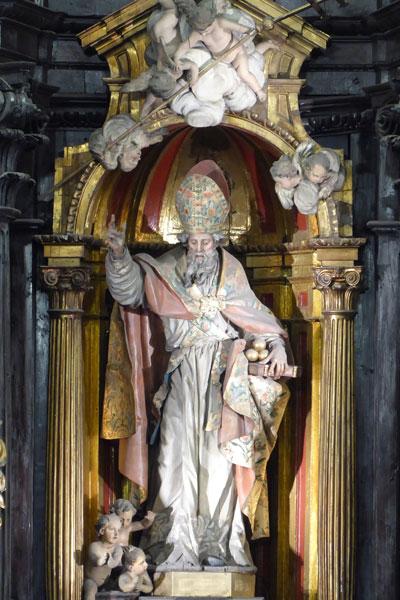 San Nicolás de Bari.