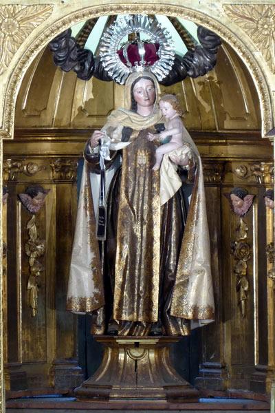A. Virgen del Carmen.