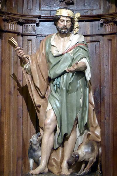 San Lázaro.