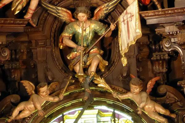 E. Grupo de ángeles