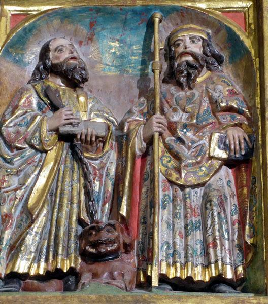 a2. San Bartolomé y Santiago el Mayor.