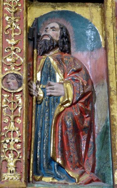 a6. San Judas Tadeo o San Matías.