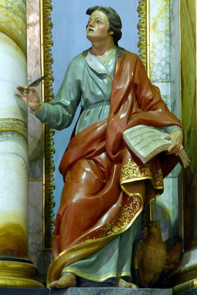 b. San Juan Evangelista