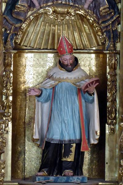 b. San Cirilo de Alejandría.