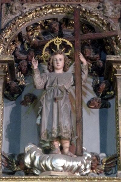 A. Niño Jesús.