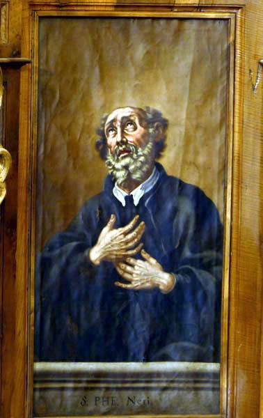 San Felipe de Neri.