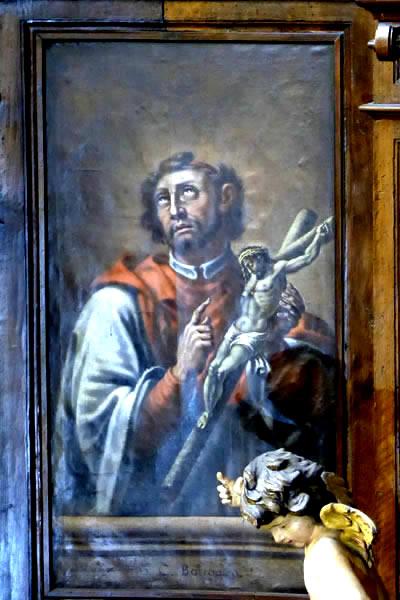 San Carlos Borromeo.