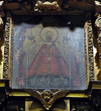 Virgen de Begoña.