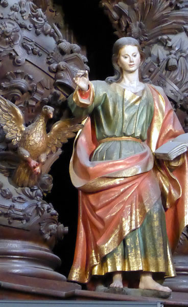 a2. San Juan evangelista