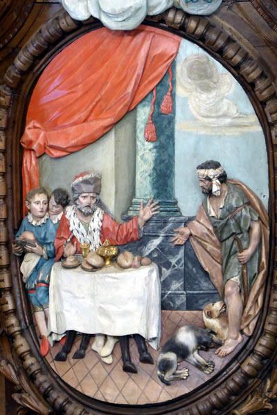 Banquete del rico Epulón