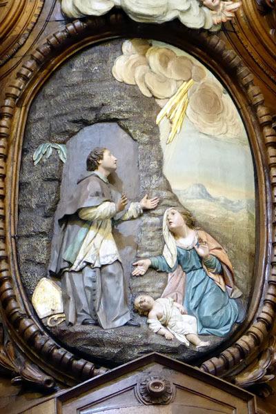 El Milagro de San Blas.