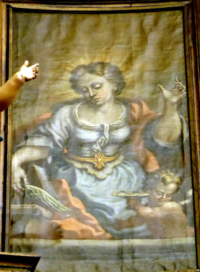 Santa Lucía.