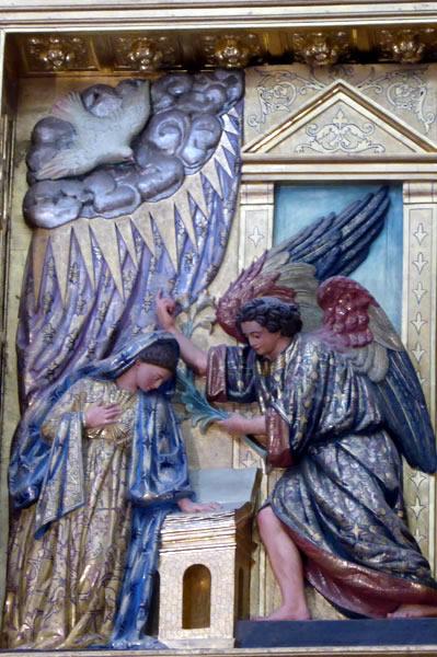3.- Anunciación.