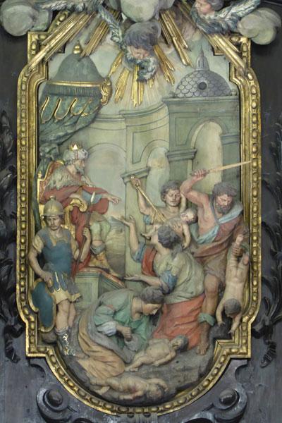 Matanza de los santos Inocentes.