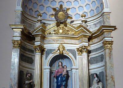 Retablo de la Virgen del Rosario (Bermeo)