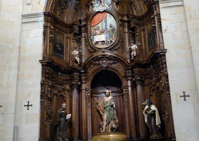 Retablo de San Lázaro (Bilbao)