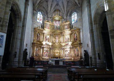 Retablo Mayor de la Asunción de Nuestra Señora (Güeñes)
