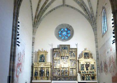Retablo Mayor de los Santos Emeterio y Celedonio (Larrabetzu)