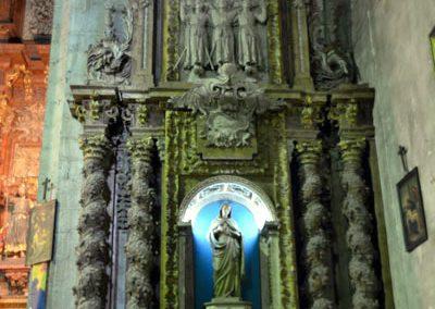 Retablo Lateral del Corazón de María (Orduña)
