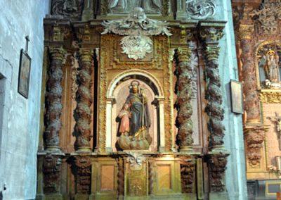Retablo Lateral de San José (Orduña)