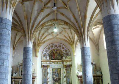 Retablo Mayor de la Asunción (Gautegiz Arteaga) retablo