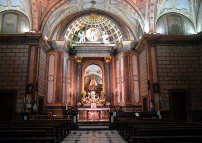 Santuario de Santa María de la Antigua (Orduña) retablo